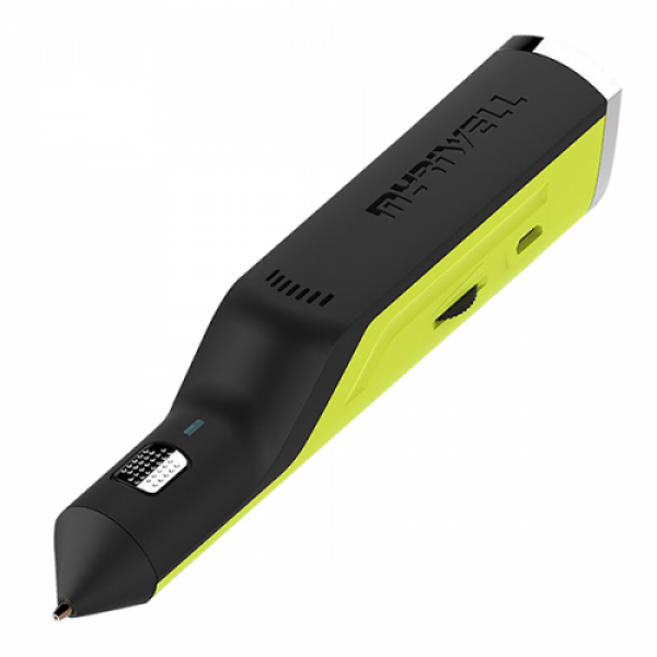 3D-ручка клеевой пистолет MYRIWELL RS-100A Yellow (без аккумулятора)
